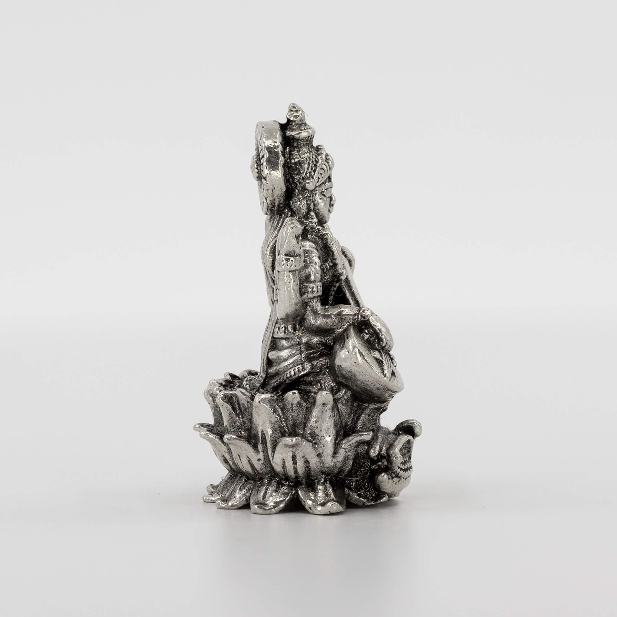 Statue - 3D - Oxidised - Saraswathi