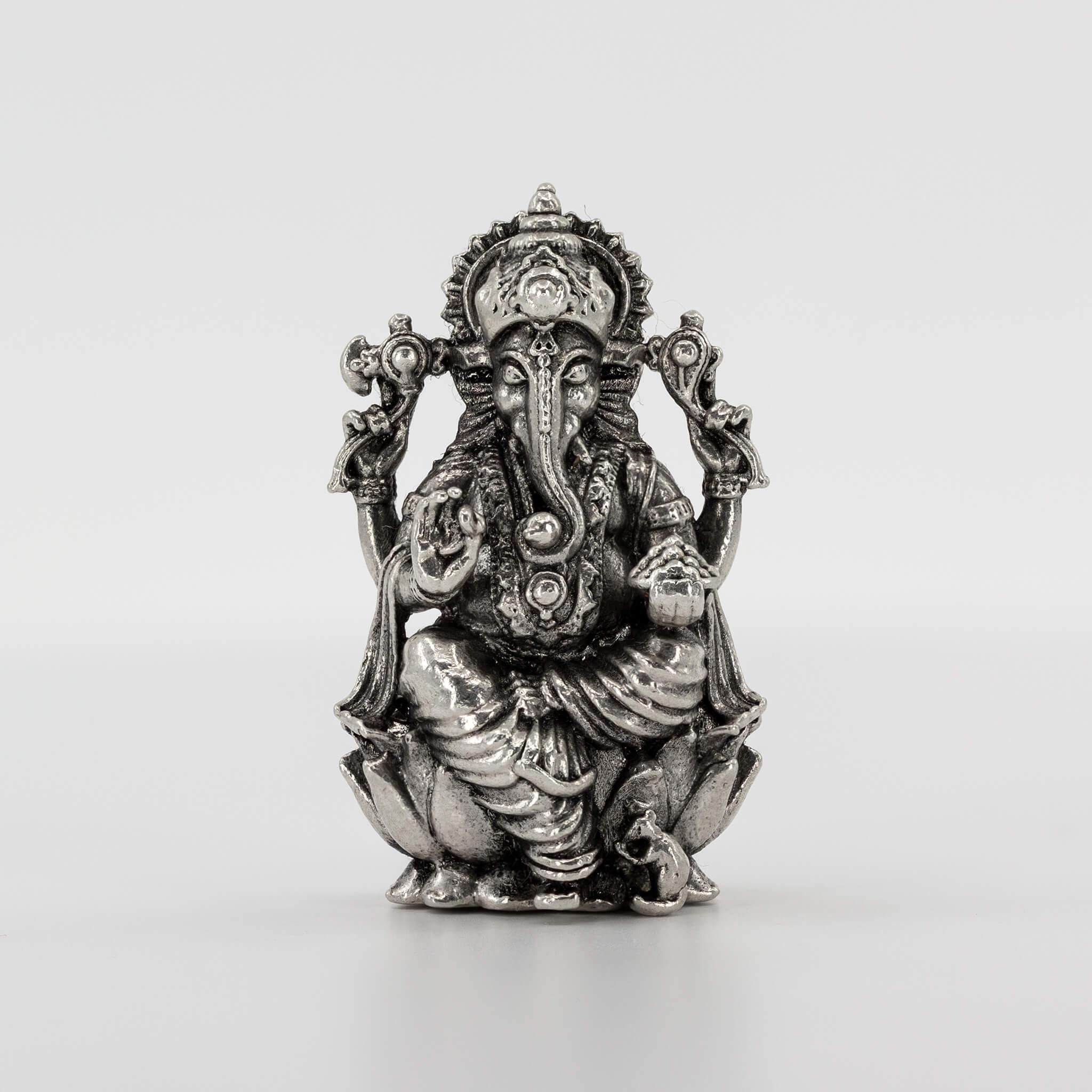 Statue - 3D - Oxidised - Ganesha