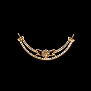 Diamond – Pendant – DL – Rose Gold 0.65ct Dia
