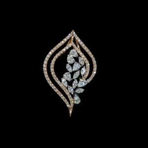Diamond – Pendant – SL – 1.25ct Dia